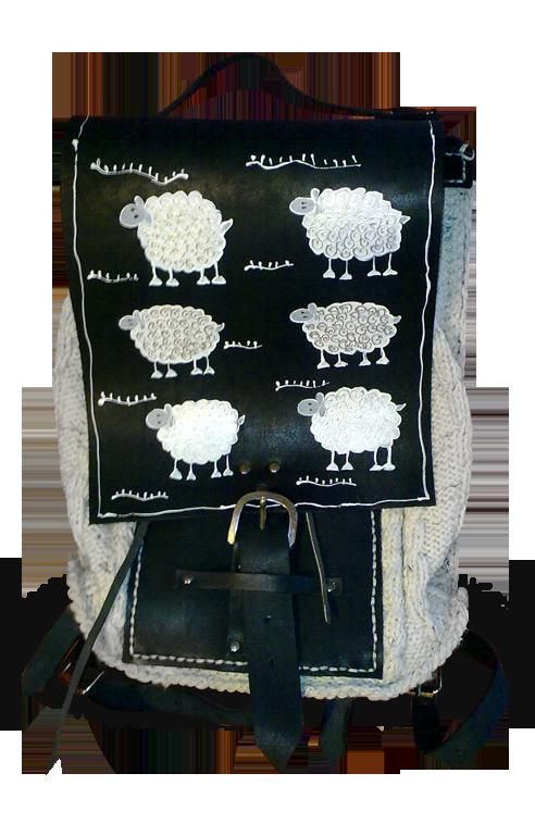 Рюкзаки овечки купить рюкзак мешок интернет ма
