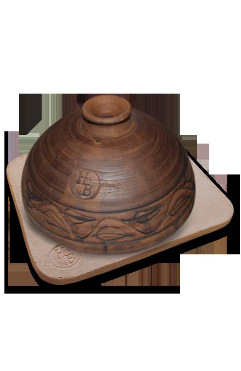Глиняная �о�мак�пол для в�пе�ки �леба Ин�е�не�магазин